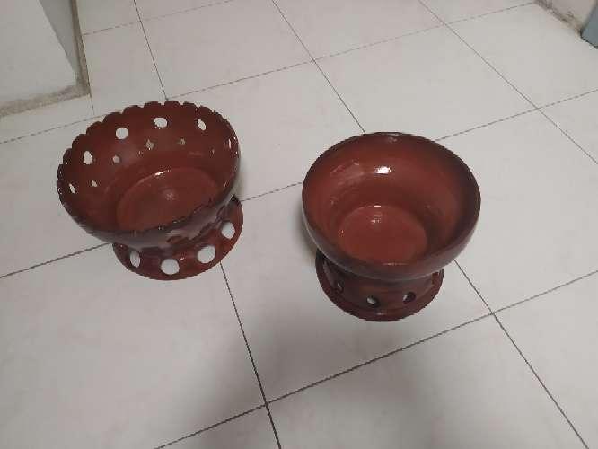 Imagen Vendo productos de alfarería