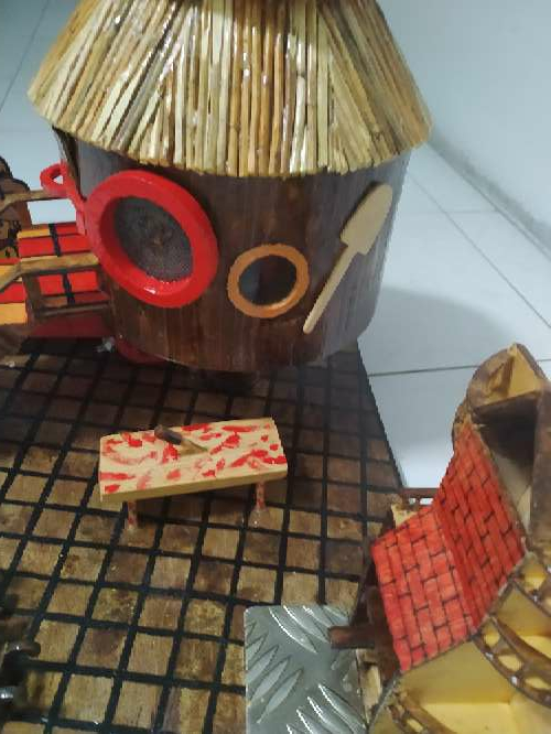Imagen producto Vendo palloza 1