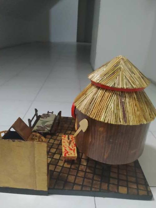 Imagen producto Vendo palloza 2