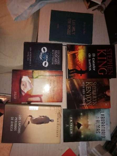Imagen libros lote barato