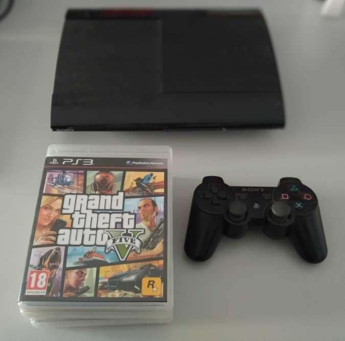 Imagen producto PlayStation 3 Super Slim + Pack con 8 videojuegos 1