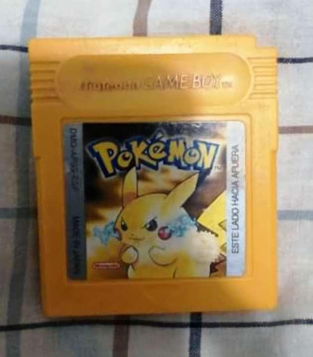 Imagen Pokémon Edición Amarilla