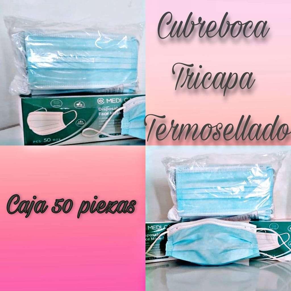 Imagen producto Cubrebocas 6