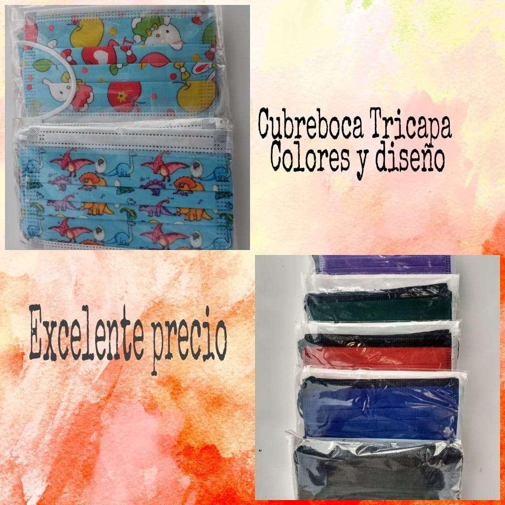 Imagen producto Cubrebocas 3
