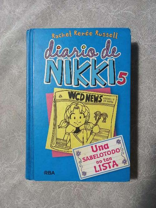 Imagen el diario de Nikki