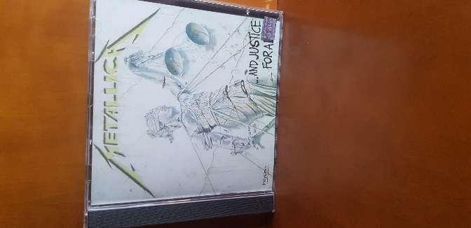Imagen producto Metallica CDS 3