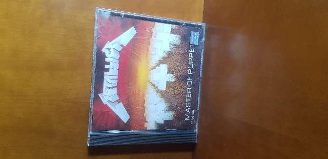 Imagen producto Metallica CDS 7