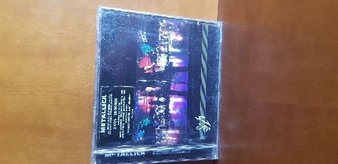 Imagen producto Metallica CDS 2
