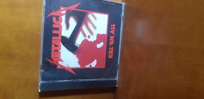 Imagen producto Metallica CDS 5