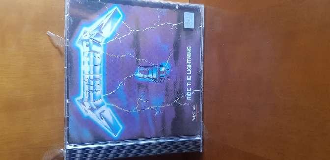 Imagen Metallica CDS