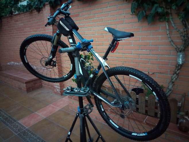 Imagen Bici de carbono