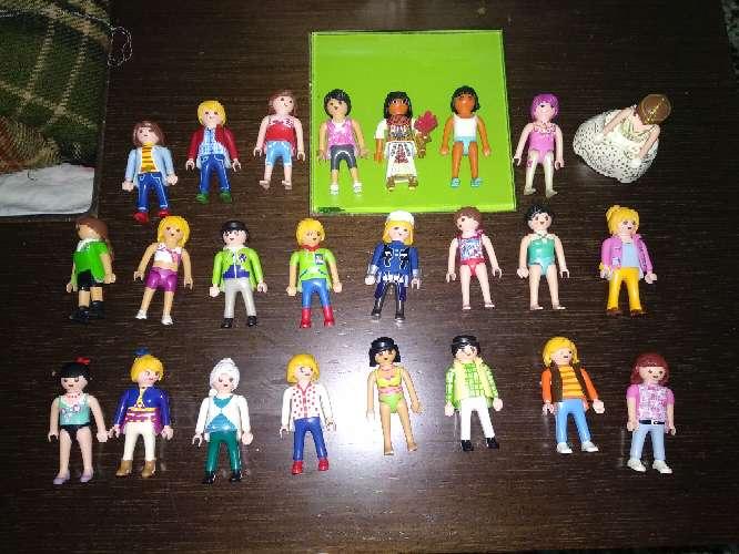 Imagen 76 personajes de playmobil (mas fotos)