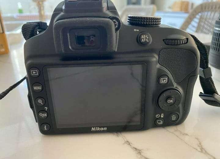 Imagen producto Original Nikon D3400 Camara Y lentes 4