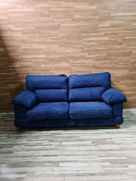 Imagen Sofa tres plazas antelina