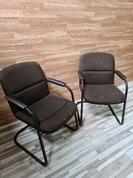 Imagen producto Sillones oficina metalicos 3
