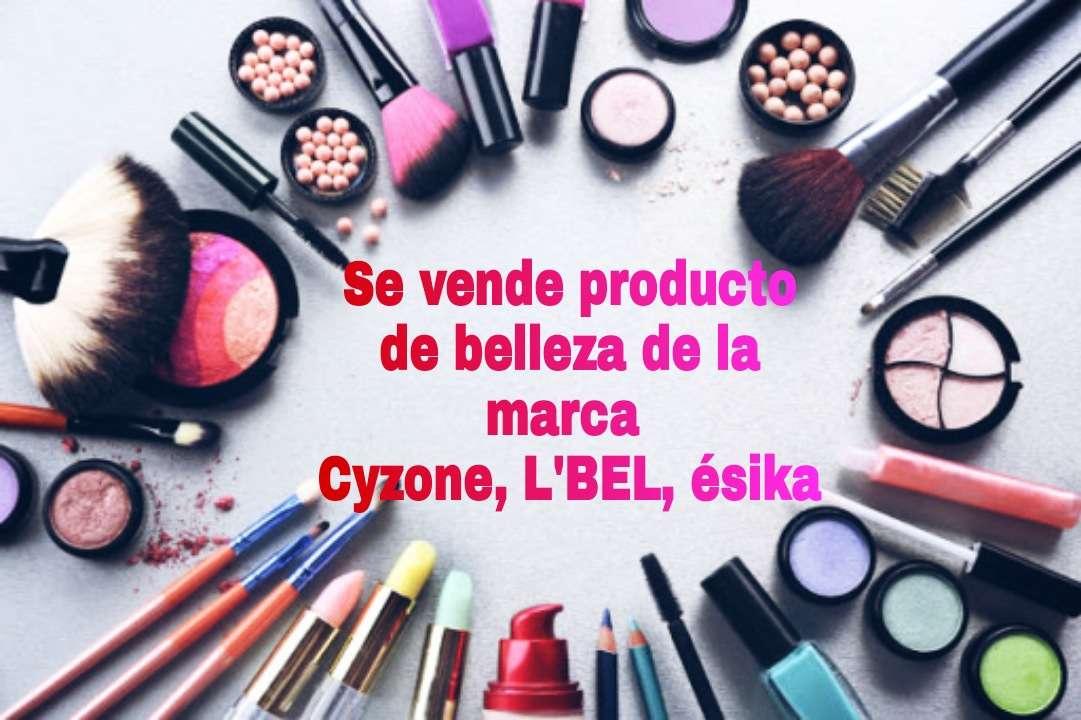 Imagen productos de maquillaje