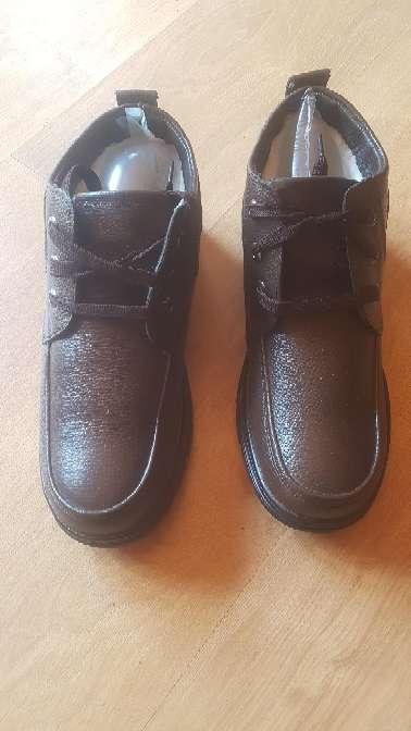 Imagen botas de piel pará invierno