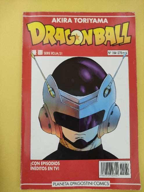 Imagen producto Dragon Ball Manga año 93 serie roja 31 N°184 1
