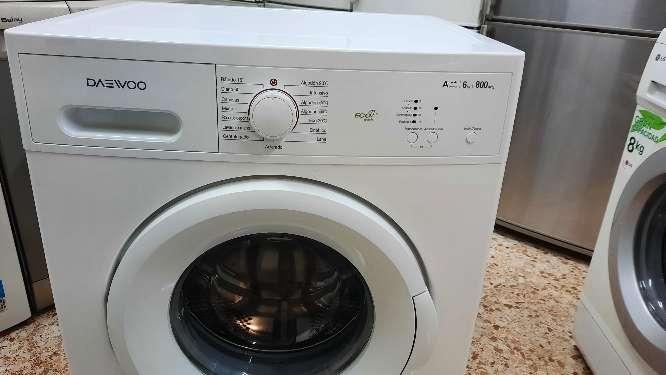 Imagen producto Lavadora Daewoo 6k 2