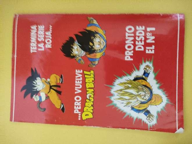 Imagen producto Dragon Ball Manga año 93 serie roja 58 N°211 2