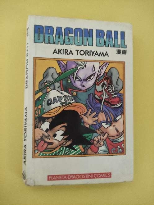 Imagen Tomo 37 Dragon Ball 1998