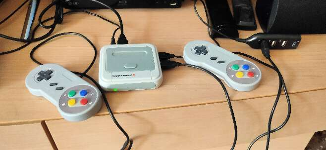 Imagen producto Consola retro 2