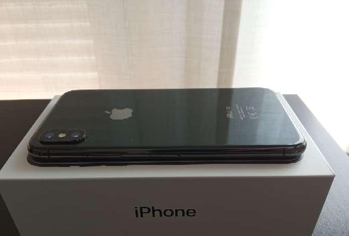 Imagen producto IPhone X 256GB Space Grey LIBRE 3