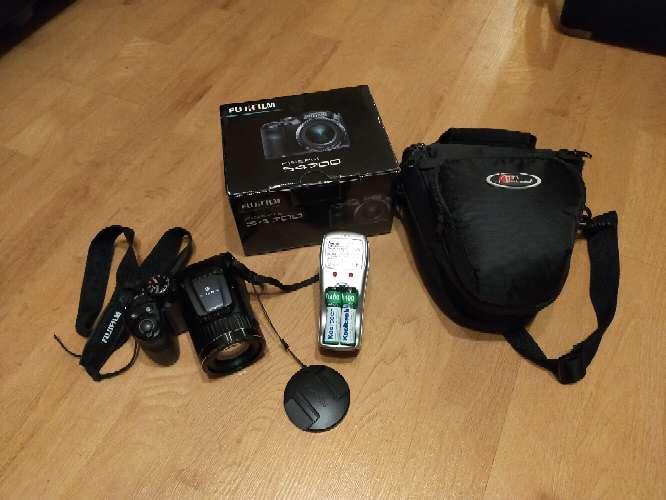Imagen cámara réflex digital fujifilm