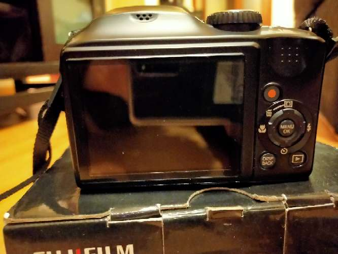 Imagen producto Cámara réflex digital fujifilm  4