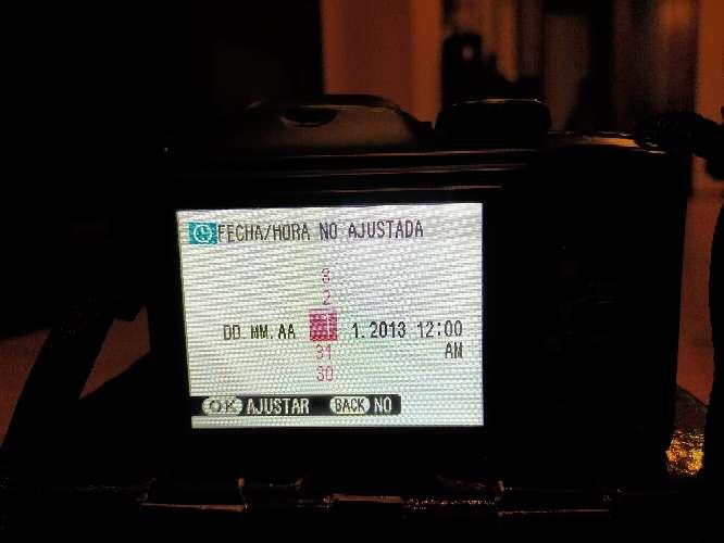 Imagen producto Cámara réflex digital fujifilm  5