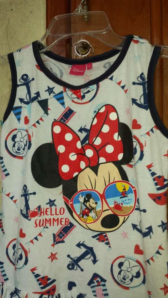 Imagen producto Vestido de minnie para niña 3