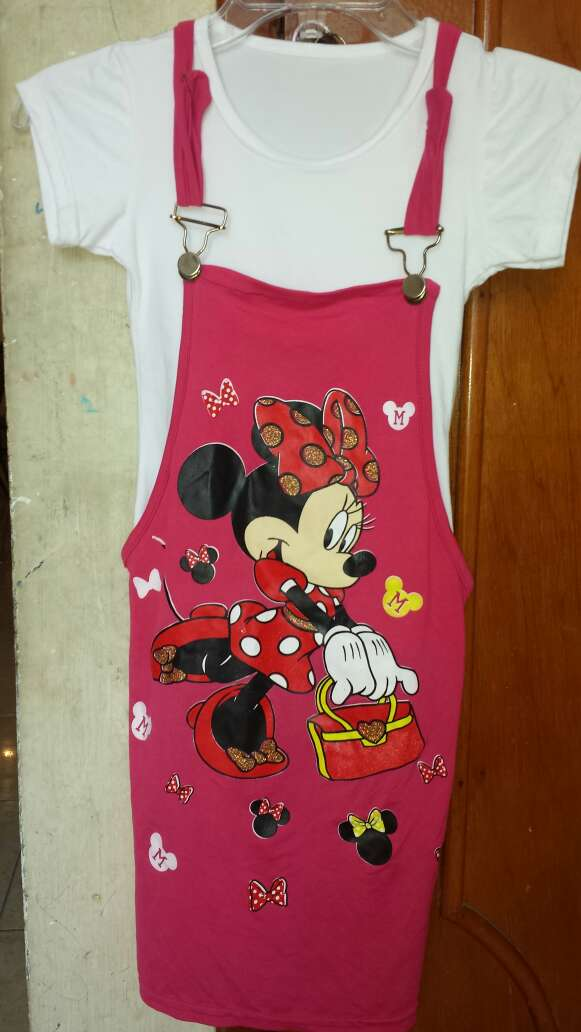 Imagen producto Conjundo para niñas (vestido) 3