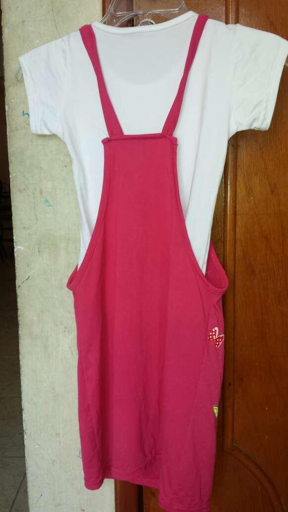 Imagen producto Conjundo para niñas (vestido) 4