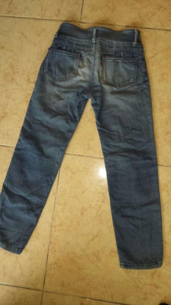 Imagen producto Pantalon de mezclilla para niña 3