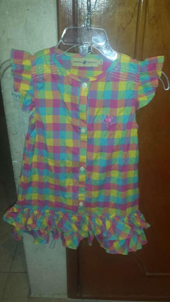 Imagen vestido para niñas