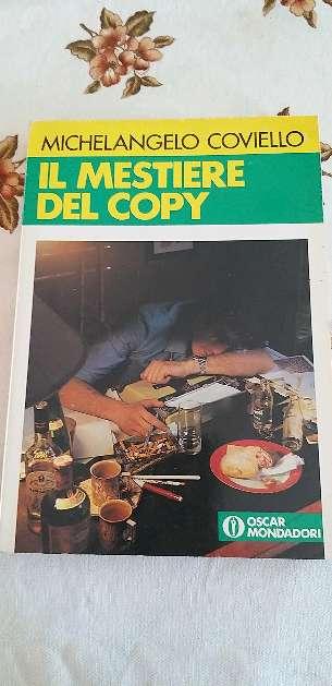 Imagen Libro Il mestiere del copy