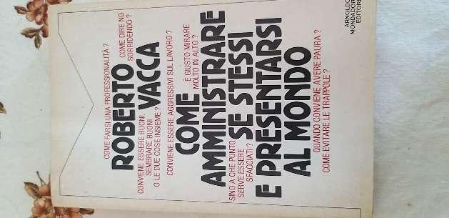 Imagen Libro Come amministrare se stessi e presentarsi  al mondo.