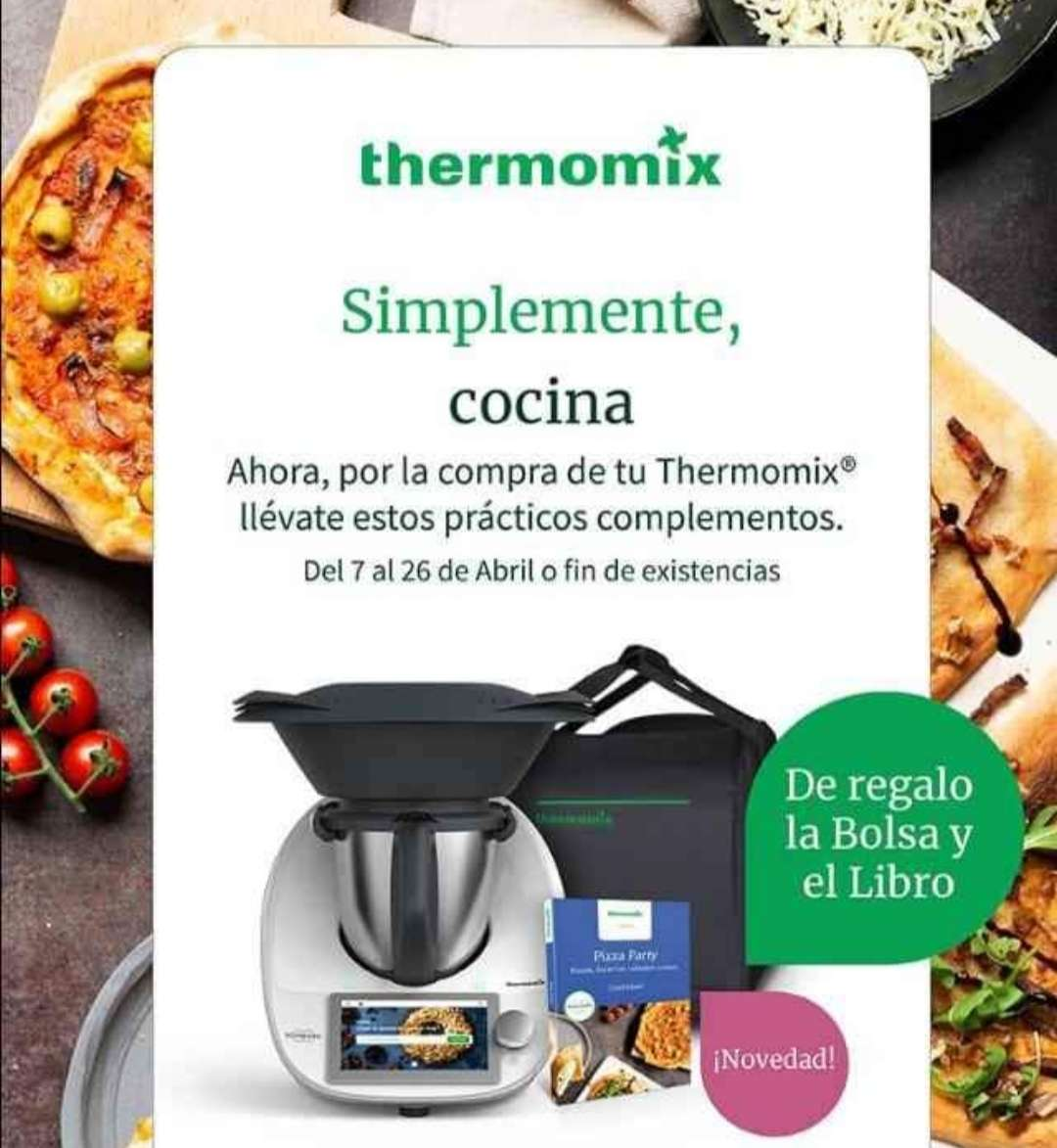 Imagen producto Thermomix TM6 1