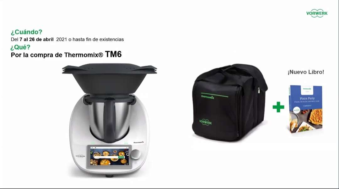 Imagen producto Thermomix TM6 2