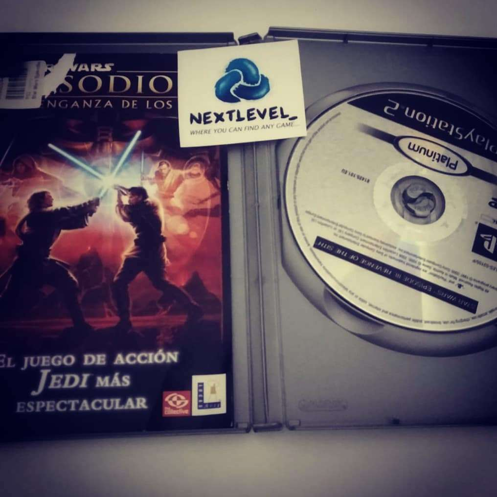 Imagen producto Star wars episodio 3 PlayStation 2 4
