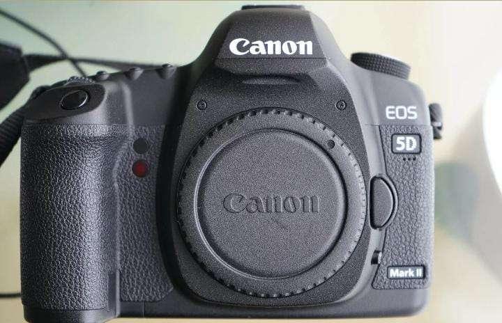 Imagen producto Canon Cámara EOS  5D Mark II  5