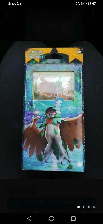 Imagen producto Pack pokémon ofertas cartas originales.  3