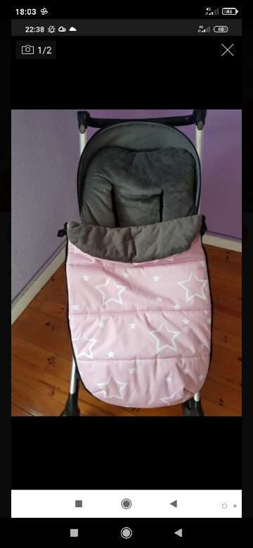 Imagen producto Saco silla impermeable 2