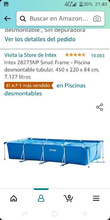 Imagen producto Piscina desmontable  3