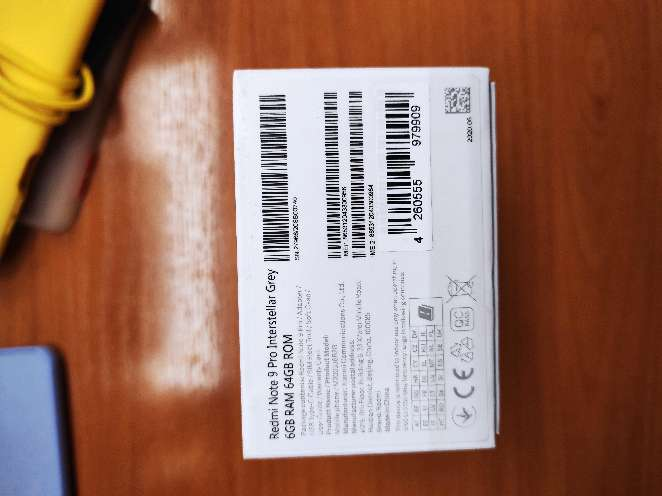 Imagen producto Xiaomi Redmi Note 9 PRO 2