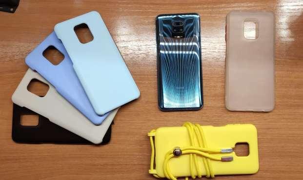 Imagen producto Xiaomi Redmi Note 9 PRO 4