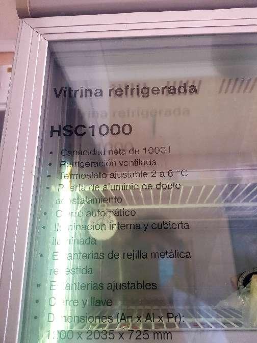 Imagen producto Vitrina refigerada. 3