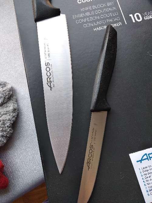 Imagen producto Juego de cuchillos profesionales 4