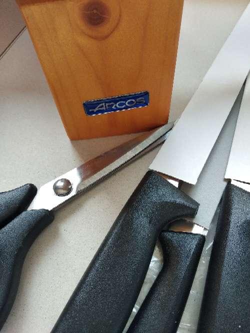 Imagen producto Juego de cuchillos profesionales 6