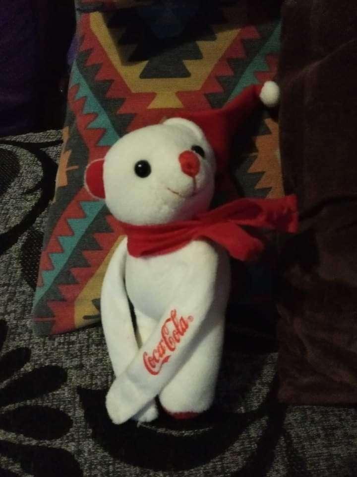Imagen peluche Coca-Cola